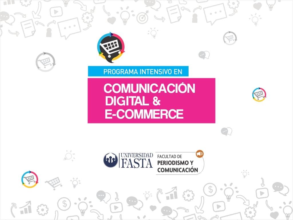 Programa Intensivo en Comunicación Digital & E-Commerce