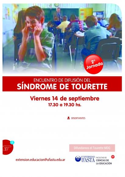 2 da. Jornada sobre Síndrome de Tourette