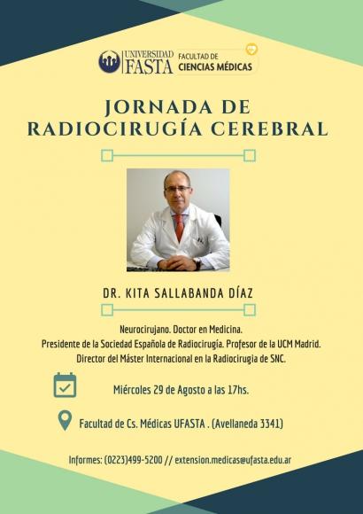 Jornada de Radiocirugía Cerebral