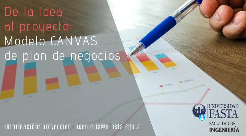 CURSO: de la idea al proyecto. Modelo CANVAS de plan de negocios.