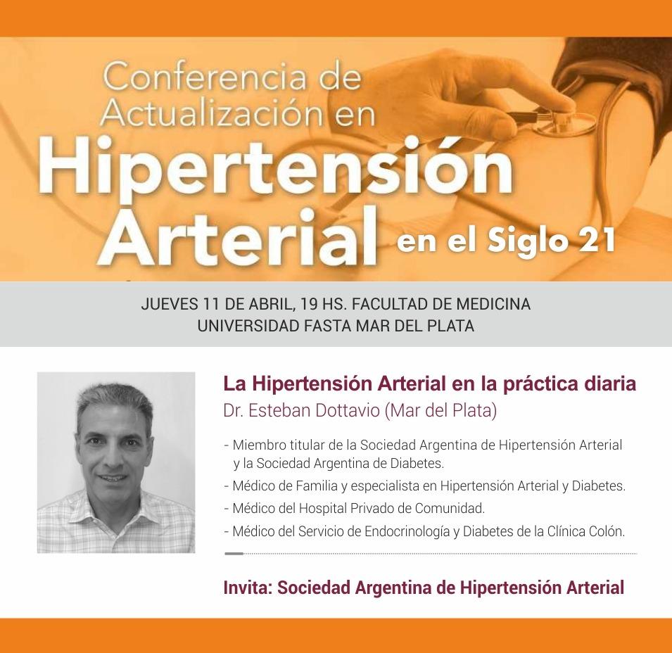 Hipertensión en el siglo XXI, lo que hay que saber