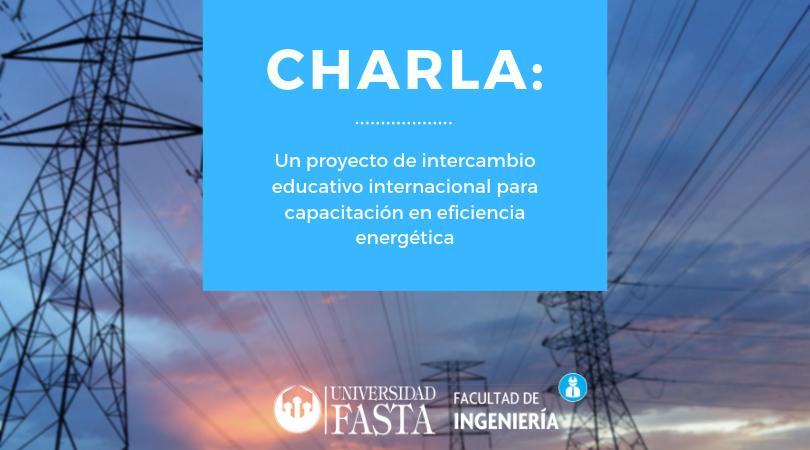CHARLA: Un proyecto de intercambio educativo internacional para la capacitación en eficiencia energética