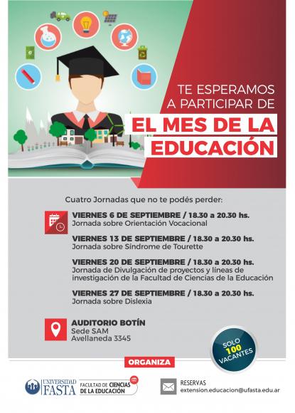 El Mes de la Educación