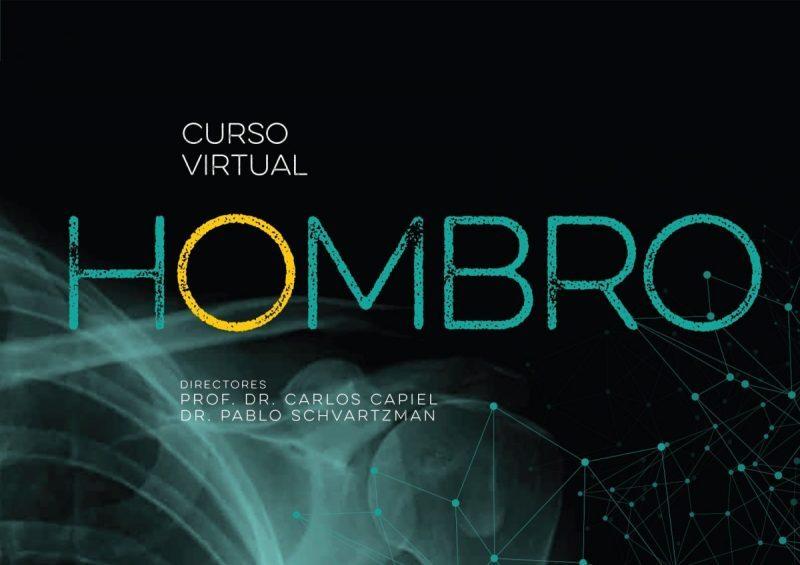CURSO VIRTUAL UNIVERSITARIO DE HOMBRO | A distancia