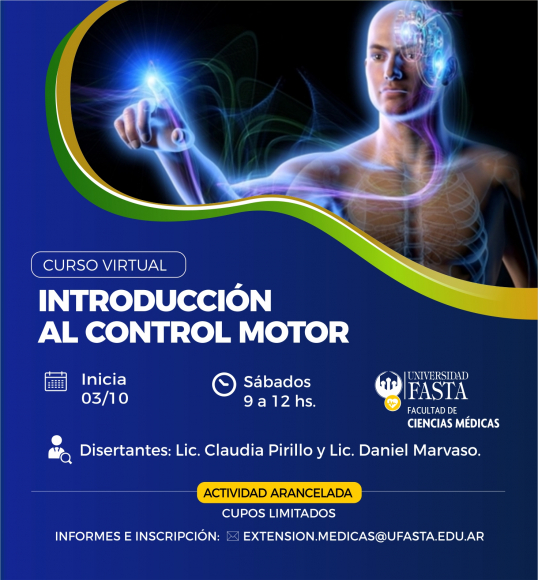 """Curso """"Introducción al ControlMotor"""""""