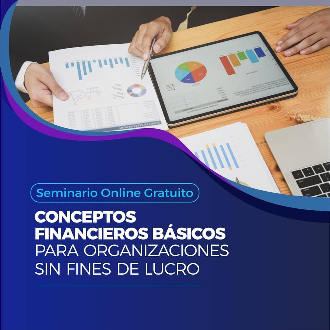 Conceptos financieros básicos para organizaciones sin fines de lucro