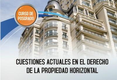 derecho de la propiedad horizontal: