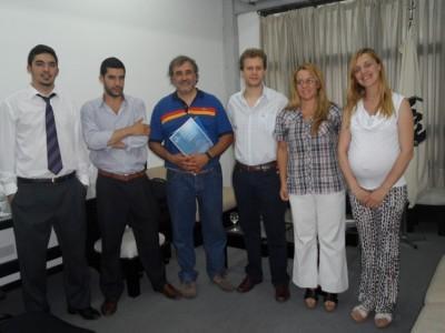 La Universidad entregó sondeo de conocimiento al Parque Industrial de Mar del Plata
