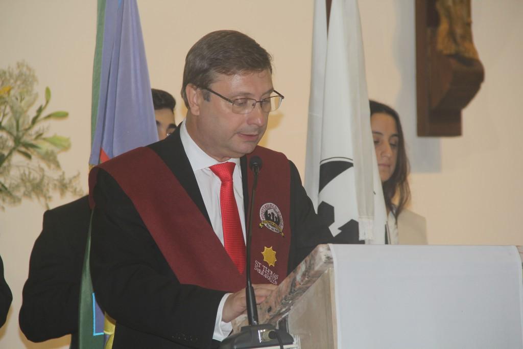 Discurso del Rector Dr. Juan Carlos Mena