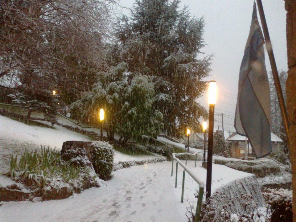 Ufasta Bariloche-nevando